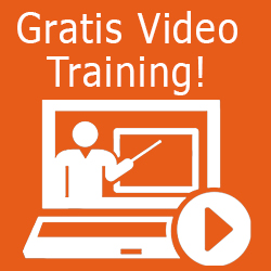 gratis video training tegel